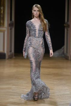 Ziad Nakad Evening And Bridal Dresses For Fall-Winter 2017