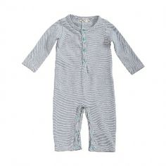 Imps and Elfs overall long sleeve striped - Pakjes | Kindercompagnie.nl
