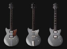 Yamaha Guitars    custom Revstars