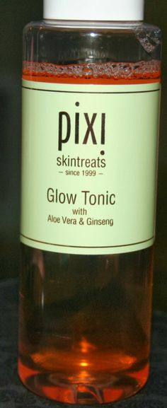 Crazy,Beautiful Makeup: The Amazing Glow Tonic by Pixi