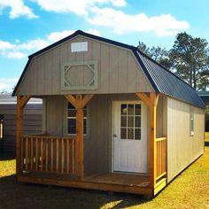 City of Washington Lofted Barn Cabin, Shed Cabin, Kellys Furniture, Backyard Sheds, Family Getaways, She Sheds, Small Office, Cabin Homes, Amish