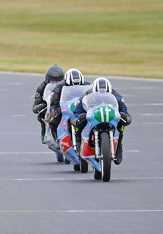 EBC MC racing brakes provide racers with consistent braking. Race reports from the RAF Classic Racing Team, Cormac Conroy, Leaon Jeacock and Matt Rees.