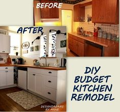 DesignDreams by Anne: Kitchen Overhaul Part IV - THE REVEAL