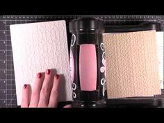 Quick Tip: Spellbinders M-Bossabilities Folders in Sizzix Big Shot Shots Ideas, Embossing Techniques, Scrapbook Cards, Scrapbooking Ideas, Embossing Machine, Altered Boxes, Wedding Tattoos, Pillow Box, Big Shot