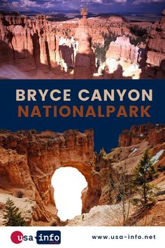 #brycecanyon #nationalpark #brycecanyonnationalpark Bryce Canyon, Grand Canyon, Nationalparks Usa, Flora Und Fauna, Nature, Travel, Virtual Tour, Types Of Animals, Hiking Trails