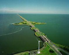 Afsluitdijk (Noordholland - Friesland)