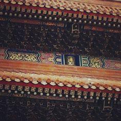 Rooves in the Forbidden City, Beijing