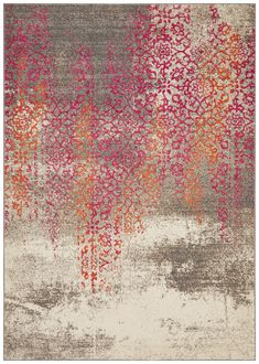 Buraimi is a contemporary floor rug with a traditional look. In line with the current faded rug trend, Buraimi features a washed out classic pink & orange floral motif. Floral Rug, Floral Motif, Pink Rug, Showcase Design, Carpet Design, Texture Art, Contemporary Decor, Modern Rugs, Rugs On Carpet