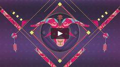 Year of Goat 2015. My CNY animation greeting :)  Design/Art Direction/Animation : iker Hiro