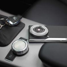 Panasonic Lumix DMC-CM1. Looks like the best camera phone of all time.