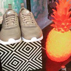 Nikeairfoce & Ananas Led Lamp
