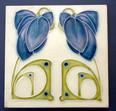 Great Art Nouveau design from J H Barratts c1904