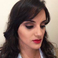 Make Up Caroline Martins