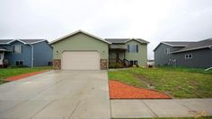 443 Sovereignty Ln. Box Elder, SD 57719  MLS # 123721, Price: $204,900. Contemporary design split level home with open layout which will be sure to impress. This home has 3 bedrooms, 3 bathrooms, and a desirable open floor plan, perfect for entertaining guests. The kitchen showcases stainless steel appliances, apron sink, large walk-in pantry and hickory cabinets. Located close to parks, schools and Ellsworth AFB! For more information, visit: http://tour.circlepix.com/home/6PR6AY