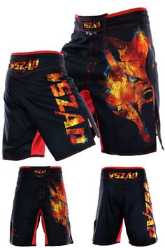 Kick Boxing 3XL Cage Rad MMA Muay Thai Fight Short de Combat pour Le Combat Martial