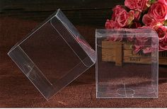 Find More Jewelry Packaging & Display Information about 50pcs jewelry gift box clear boxes plastic box transparent storage pvc box packaging Display pvc boxen for wedding/christmas,High Quality jewelry gift box,China gift box Suppliers, Cheap box clear from ruiday pendant & gifts bags box Store on Aliexpress.com