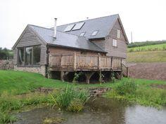 Castle Ring Oak Frame case studies #timberframe #oak http://www.castleringoakframe.co.uk/case-