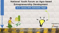 #NYFAED15 - National Youth Forum on Agro- based Entrepreneurship Development