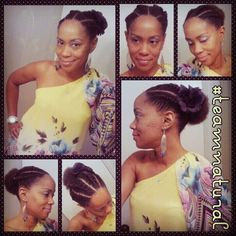 Natural hair Nite-Out to see comedian Arnez J - #teamnatural