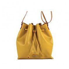 Yellow CARPISA Bucket Bag, Yellow, Bags, Shoes, Fashion, Handbags, Moda, Zapatos, Shoes Outlet