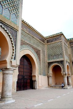 Meknès - Bab al Mansour