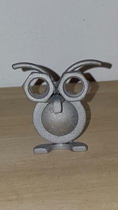 Welded Owl