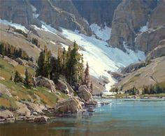 Temple Lake   Scott L. Christensen: