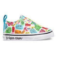 Yo Gabba Gabba x Vans