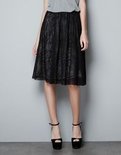 Skirts - Woman - New collection - ZARA United States