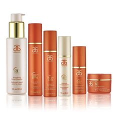 RE9 Advanced® Set from Arbonne - Botanically  Exceptional Anti Aging Skin Care