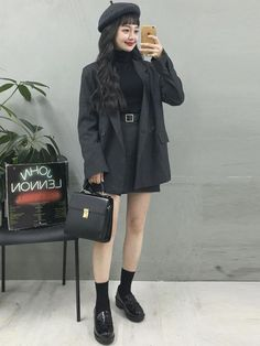 Check out this Cool korean fashion ideas 8988875245 Korean Fashion Summer, Korean Fashion Trends, Korean Street Fashion, Korea Fashion, Kpop Fashion, Asian Fashion, Girl Fashion, Fashion Outfits, Fashion Ideas