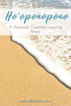 Ho'oponopono: A surprising Hawaiian tradition used to inspire peace Hawaiian Phrases, Hawaiian Quotes, Aloha Hawaii, Hawaii Travel, Hawaii Language, Practicing Self Love, Tropical Wallpaper, Kind Person, Language Lessons