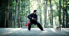 Chen Lifa Performs Chen Style Tai Chi Sword - beautiful!