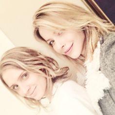 """Rê Domínguez Oficial  no Instagram: """"Metades gêmeas, agora sim...  #separadasnamaternidade #bestfriends #sintonia #mmm ❤️"""""""