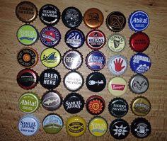 Lot of Beer Bottle Caps