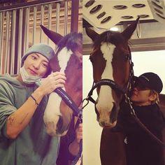 Chanbaek, Horses, Animals, Animaux, Horse, Animal, Animales, Animais