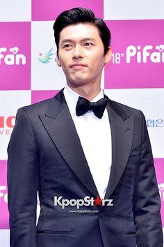 Hyun Bin at Puchon International Fantastic[PiFan] Film Festival Red Carpet - Jul 17, 2014