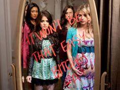 Pretty Little Liars - Emily, Aria, Spencer & Hanna