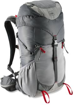 REI Stoke 29 Pack - with egg shell crate back support