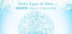 Jeg har idag fundet 3 apps der er GRATIS. De første 2 er kun gratis i app store, men den sidste er en fin billed e-bog fra Gyldendal og den er både gratis i app store og i google play store og koster normalt69,71 kr. Så henter du dem alle sammen, kan du spare over …