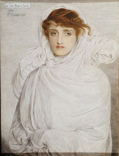 White Mayde of Avenel by Winifred Sandys, 1902