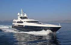 Luxury Yacht for charter, Super yacht Alibi our mega yacht On Emporium Yachts