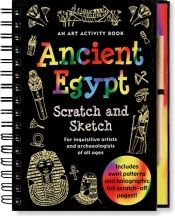 Ancient Egypt Scratch And Sketch $14.99