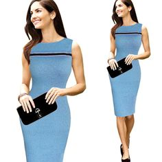 Aliexpress.com :  Sommer Kurze Stil Einfarbig Jacquard Print Kleid .....
