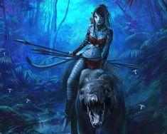 Avatar - James Cameron - Concept Art, artworks, illustrations | monblogperso