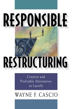 Using real-life stories from well-known firms, Cascio presents viable alternative approaches to restructuring. He describes the specific practices these leading firms use to demonstrate their commitment to their people as assets to be developed rather than as costs to be cut. Based on extensive research, this text presents hard data on the economic and organizational effects of employment downsizing, and lays out strategies for responsible restructuring that work. Cote 4-2234 CAS