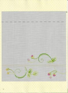Cross Stitch Charts, Cross Stitch Embroidery, Cross Stitch Patterns, Broderie Simple, Bargello, Table Covers, Bed Sheets, Diy And Crafts, Canvas
