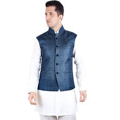 nehru jacket with kurta