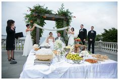 Persian Ceremony at Castle Hill by Couture Parties