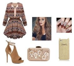 """""""Dinner"""" by marianaraposo on Polyvore featuring ALDO and Kate Spade"""